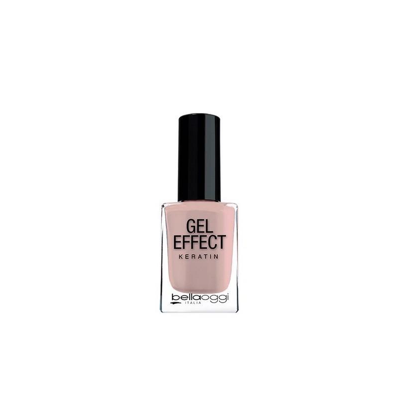 BELLAOGGI - Gel effect keratin - smalto per unghie n.50 eden white