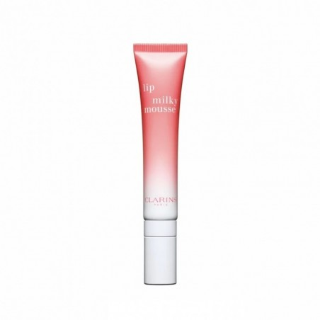 CLARINS - Lip Milky Mousse - Gloss labbra n.03 Milky Pink