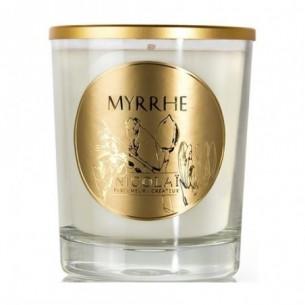 Myrrhe - candela profumata