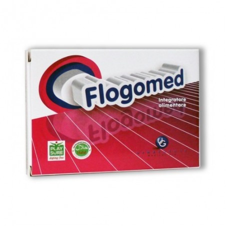 MEDICAL LTD - Flogomed 20 Compresse - Integratore per il microcircolo