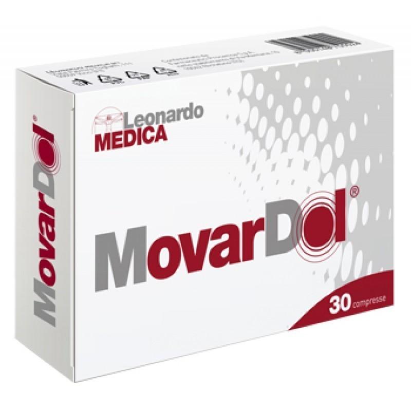 LEONARDO MEDICA - Movardol 30 compresse - integratore per il benessere delle articolazioni