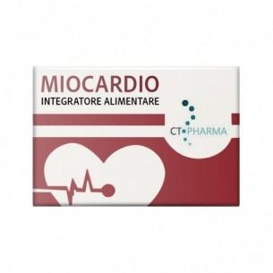 Miocardio 30 compresse - integratore per il controllo del colesterolo