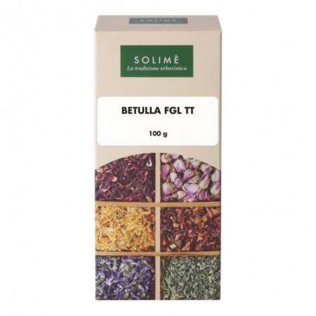 SOLIMÈ - Betulla Fgl Tt - Tisana decotto o infuso 100 g