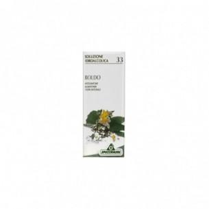 Boldo 33 - Soluzione idroalcolica 50 ml