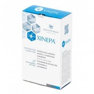 Xinepa 30 compresse - integratore di vitamine e minerali