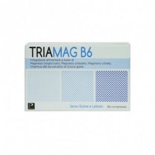 Triamag B6 36 compresse - integratore di vitamine e minerali