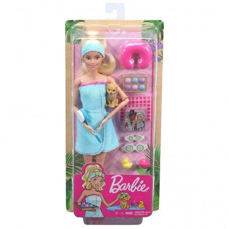 MATTEL - Barbie Wellness Spa