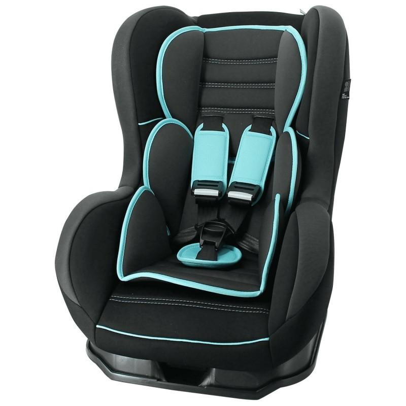 NANIA - Cosmo - Seggiolino Auto Gruppo 0+1 - Shadow Blue