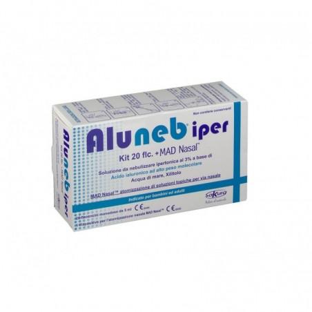SAKURA ITALIA - Aluneb Iper - Kit 20 Flacncini + Mad Nasal