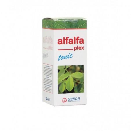 CEMON - Alfalfa Tonic Plex 125 Ml - Integratore ricostituente e stimolante