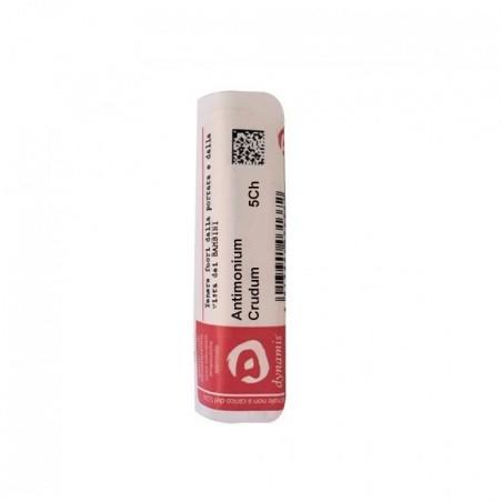 CEMON - Antimonium Crudum 5Ch Granuli - Medicinale omeopatico