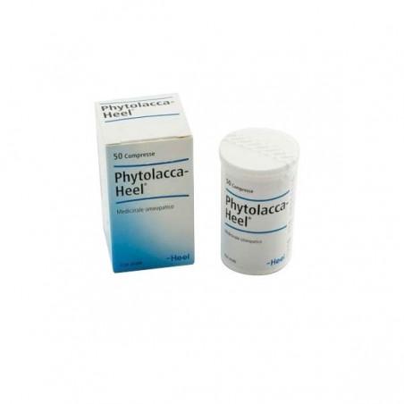 Guna - Phytolacca 50 Compresse - Rimedio omeopatico