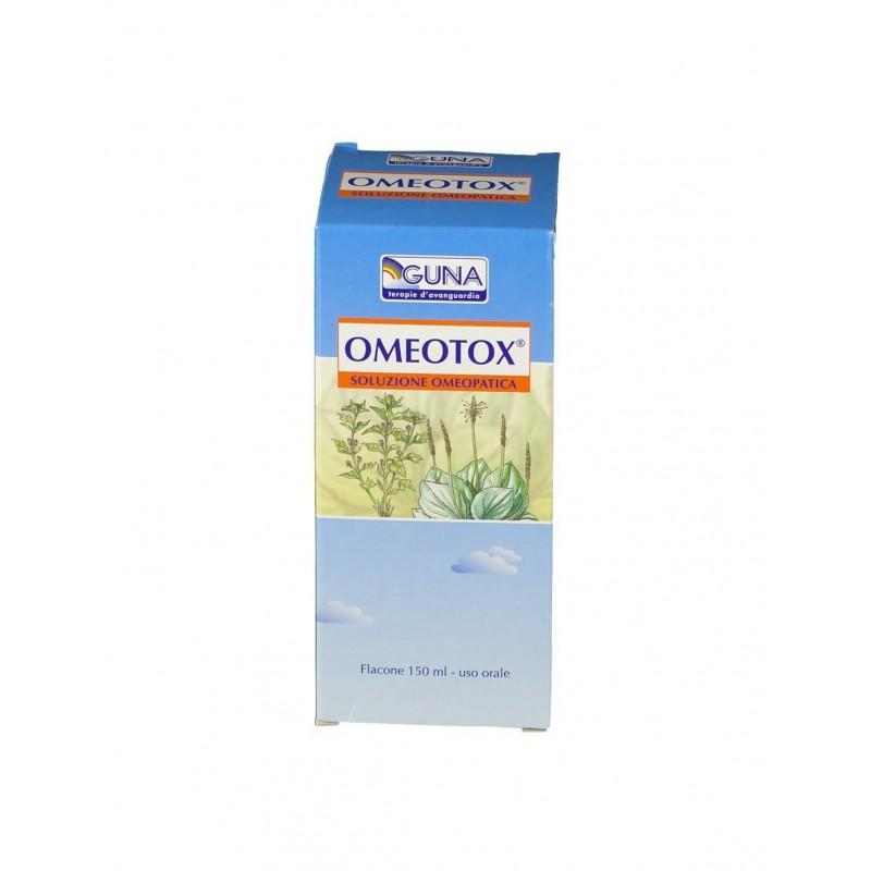 Guna - Omeotox soluzione orale 150 ml - rimedio omeopatico per le vie respiratorie