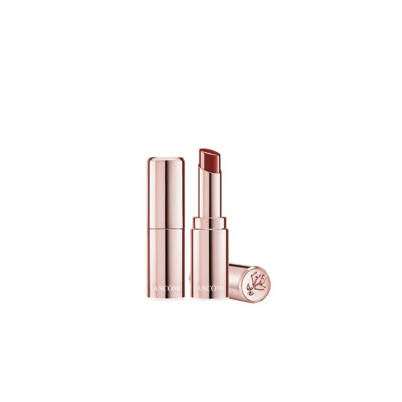 Lancome - L'Absolu Mademoiselle Shine - Rossetto effetto balsamo N.196 Red Brown