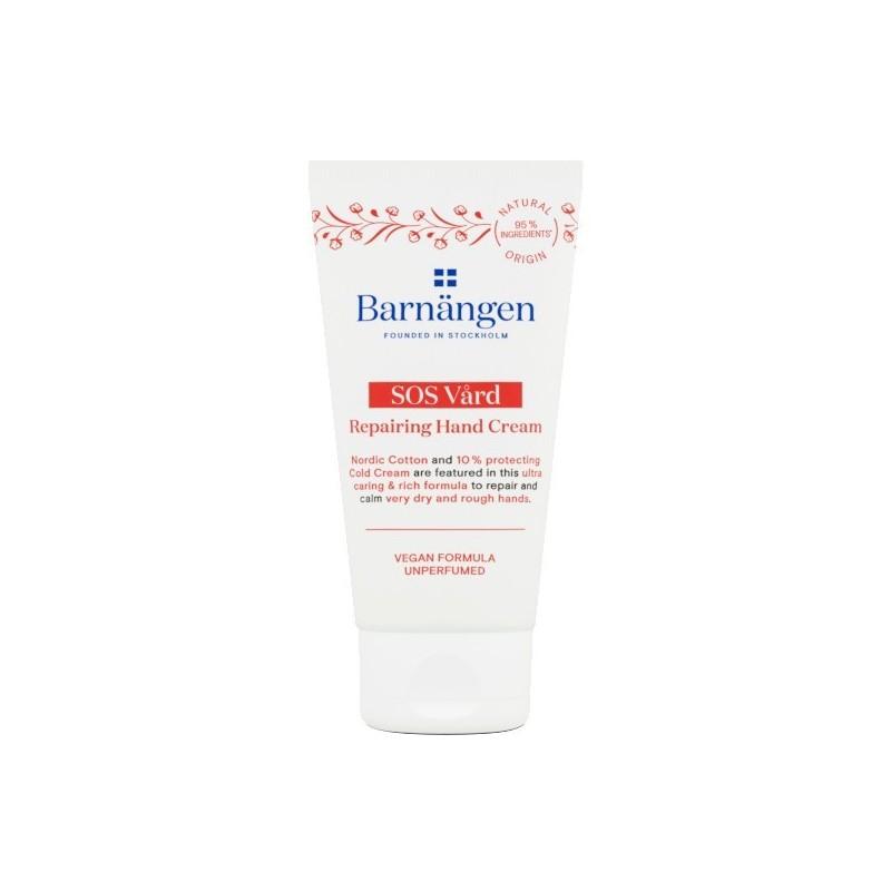 BARNANGEN - Sos Care - Crema mani 75 ml
