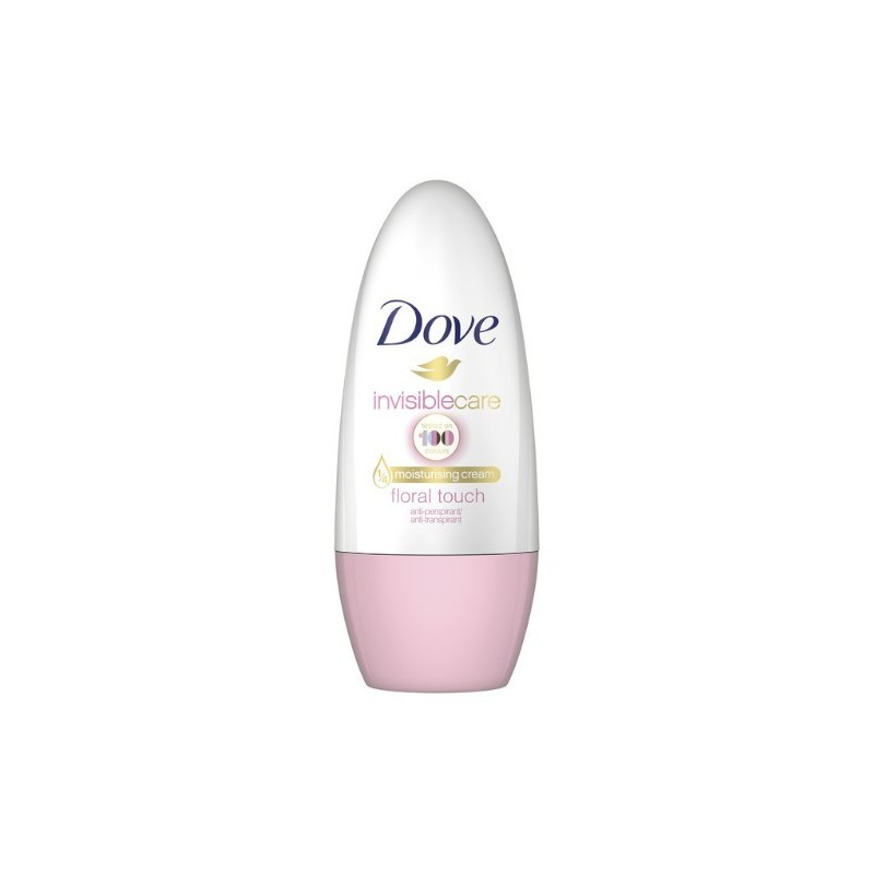 DOVE - Invisible Care Floral Touch - Deodorante Roll On 50 ml