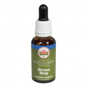 Stress Stop Gocce 30 ML - Australian Bush Flower Essences