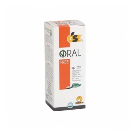 PRODECO PHARMA - Gse Oral Free - Spray per la gola 20 ml