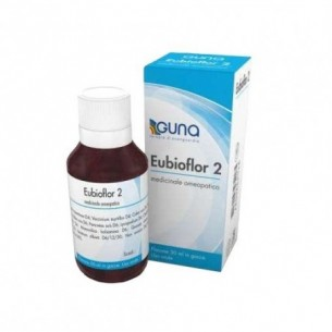 Eubioflor 2 - Medicinale Omeopatico gocce 30 ml