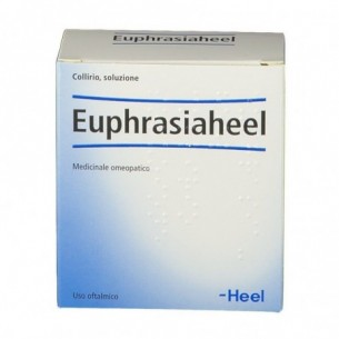 Euphrasiaheel 15 fiale monodose -  collirio soluzione