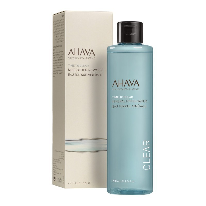 AHAVA - Mineral Toning Water - Acqua detergente e tonico viso 250 ml