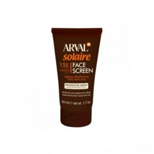 Face Screen SPF15 - Crema Protettiva Viso anti-età 50 ml
