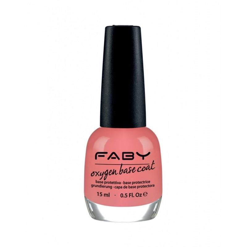 FABY - Oxygen - Base Coat 15 ml