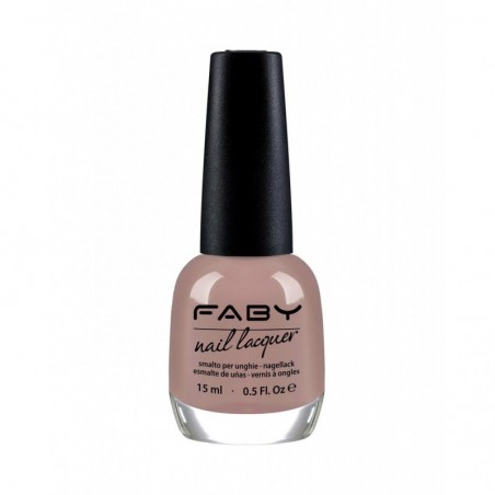 FABY - Nail Lacquer - Smalto per unghie 15 ml - Gingerbread