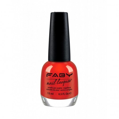 FABY - Nail Lacquer - Smalto unghie 15 ml - Messages From The Sun