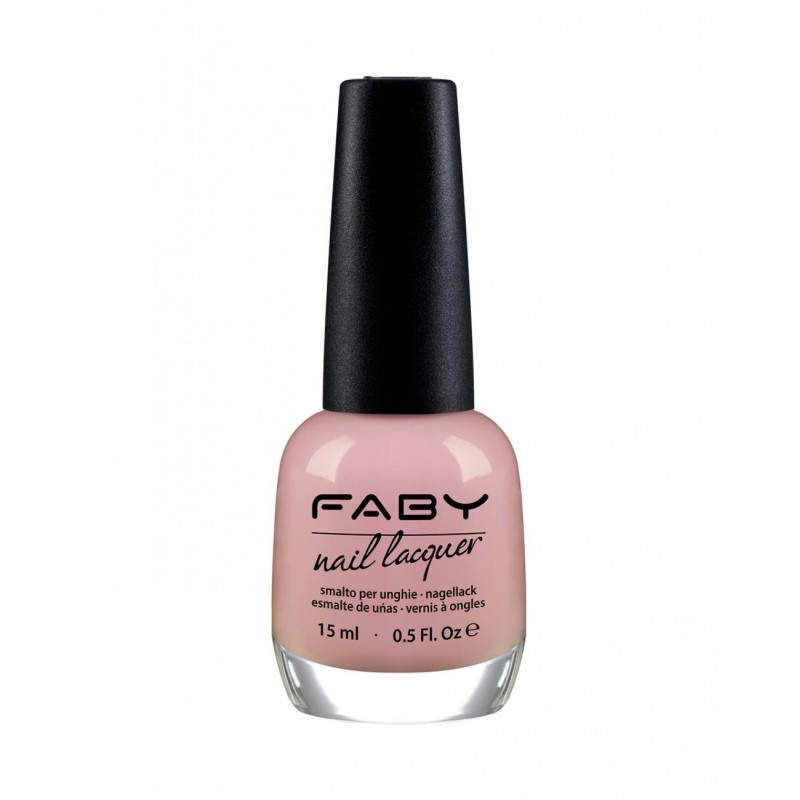 FABY - Nail Lacquer - Smalto unghie 15 ml - Carry On The Pink Pride!