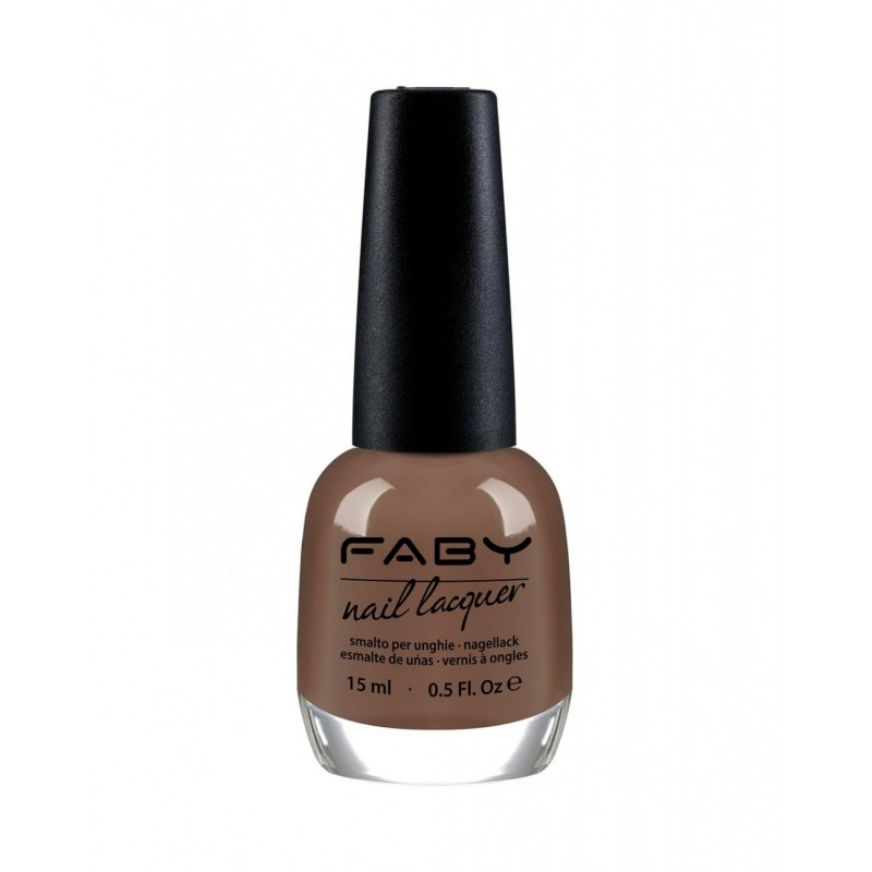 FABY - Nail Lacquer - Smalto unghie 15 ml - Holding Back The Years