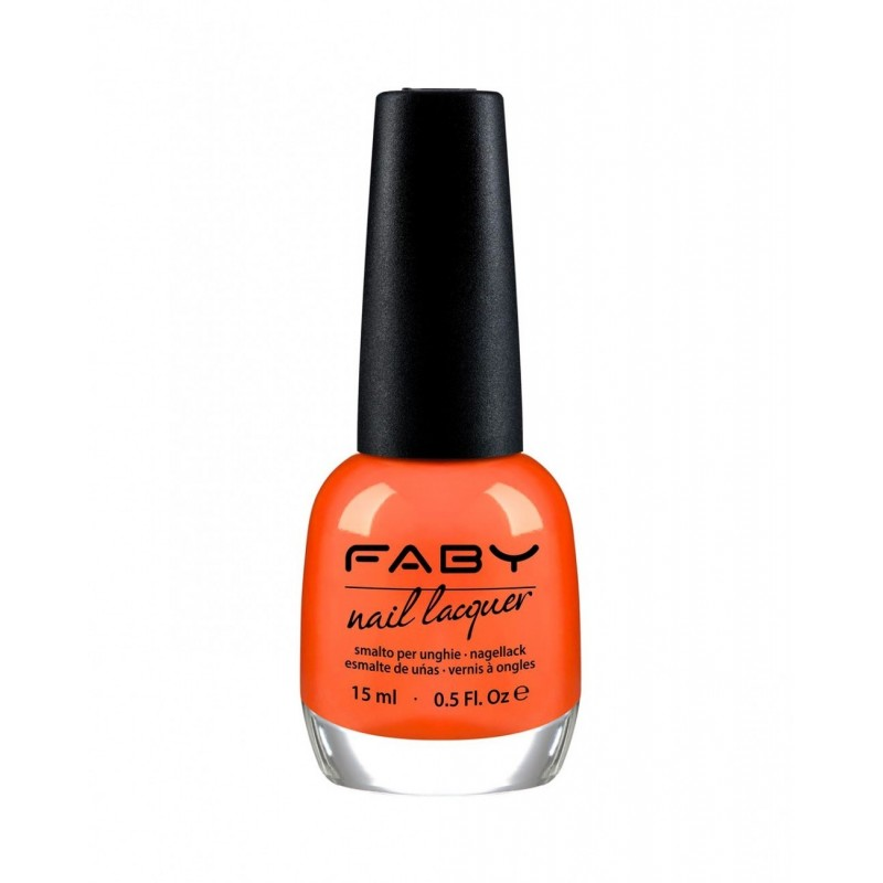 FABY - Nail Lacquer - Smalto unghie 15 ml - You Are My Sunshine