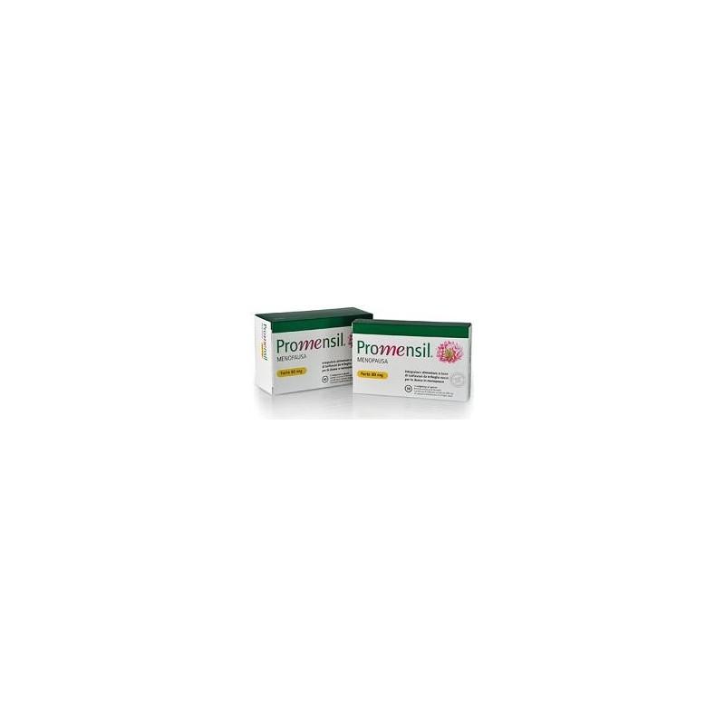 Integratore Alimentare Naturale Per La Menopausa Promensil Forte 30 Compresse