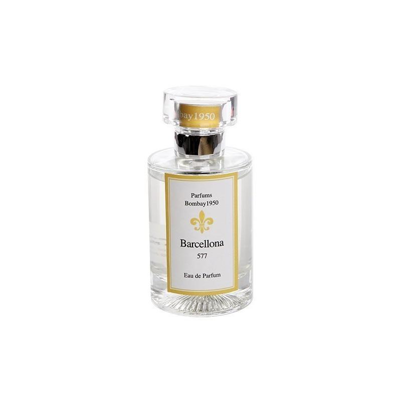 BOMBAY 1950 - Barcellona 577 - eau de parfum Unisex 50 ml Vapo