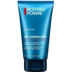homme day control body shower deodorant - gel doccia 150 ml