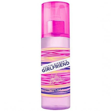 Justin Bieber - Girlfriend - Hair mist donna 150 ml vapo