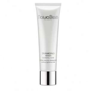 Diamond White Glowing Mask - Maschera schiarente luminosa 250 Ml
