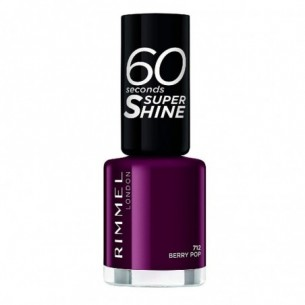 60 Secondi Super Shine - Smalto N.712 Berry pop