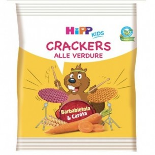 Kids - Crackers alle verdure 25 g