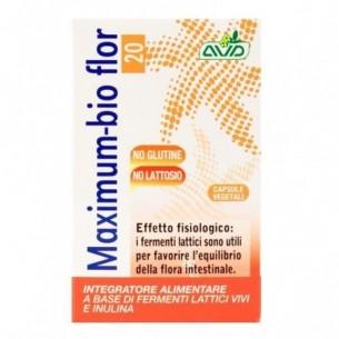 Maximum-Bio flor 75 capsule - integratore di fermenti lattici vivi