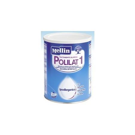MELLIN - Latte Ipoallergenico Per Bambini In Polvere Polilat 1 800 G