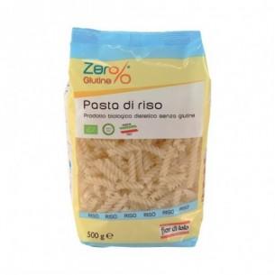 Zero% Glutine - Fusilli di riso 500 g