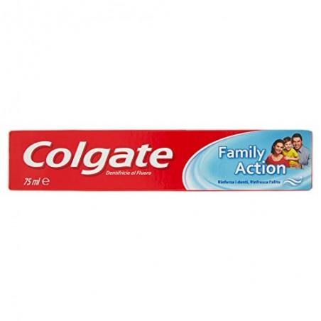 COLGATE - dentifricio family action 75 ml