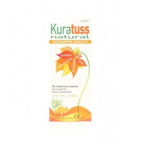 POOL PHARMA - Kuratuss Natural Adulti 210 g - sciroppo per la tosse