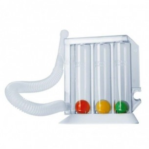 Respiprogram - Dispositivo per ginnastica respiratoria