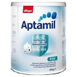 Aptamil Pdf Latte In Polvere Per Neonati Prematuri 800 G