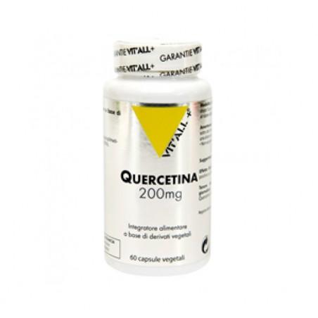 SANTIVERI - Quercetina 60 Capsule Vegetali - Integratore alimentare antiossidante