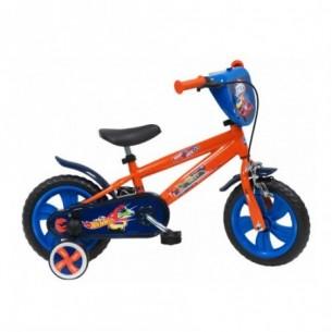 Hot Wheels - Bicicletta Ruote da 12 Pollici