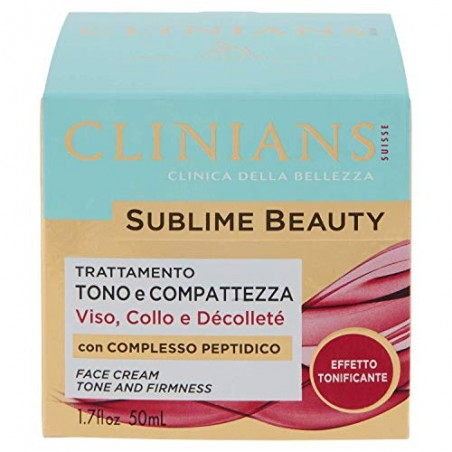 Clinians - Sublime beauty - crema per pelli mature 50 ml