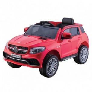 Mercedes Gle 63 S - Auto Elettrica per bambini colore rossa